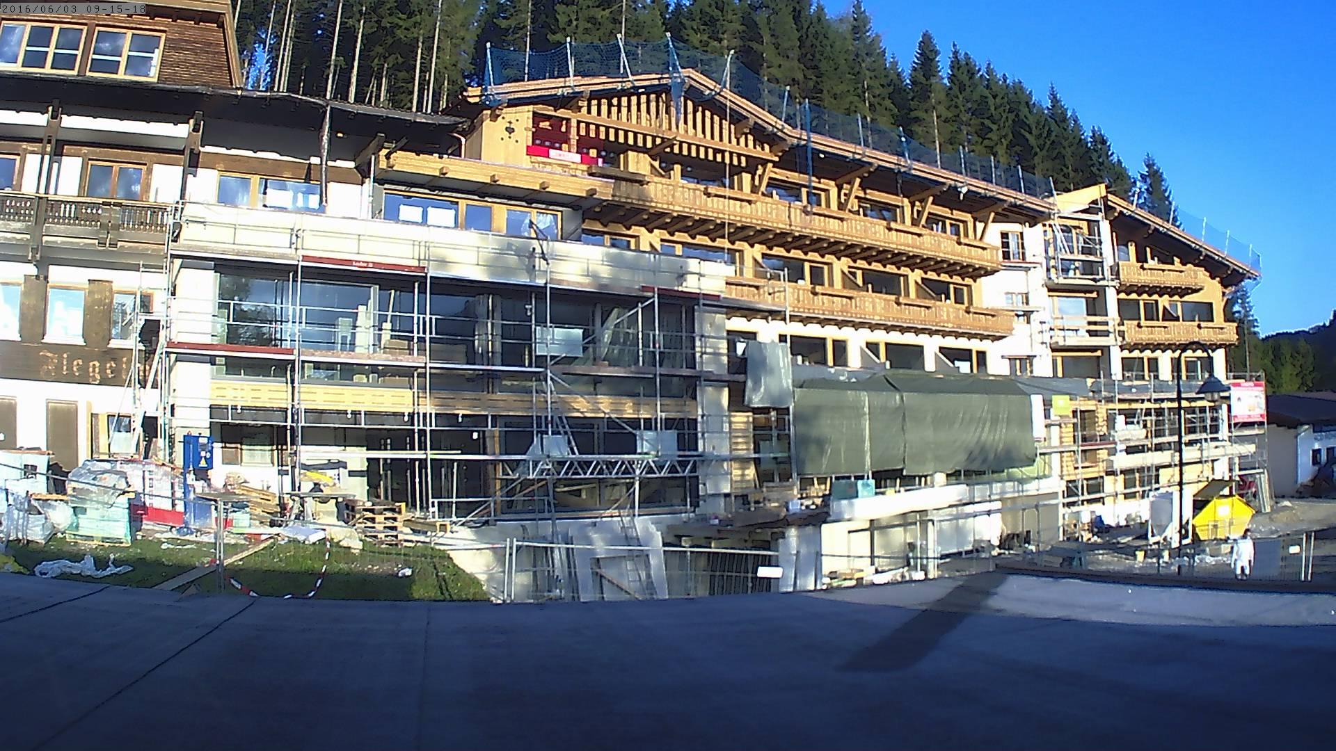 Webcam Bergzeit